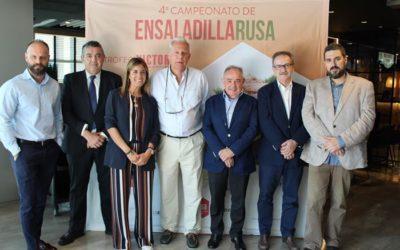 El Campeonato de Málaga de Ensaladilla Rusa cumple 5 ediciones