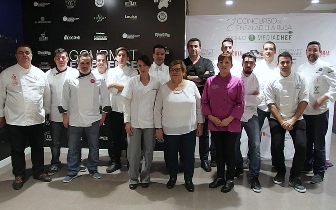 II Campeonato de Málaga de Ensaladilla Rusa