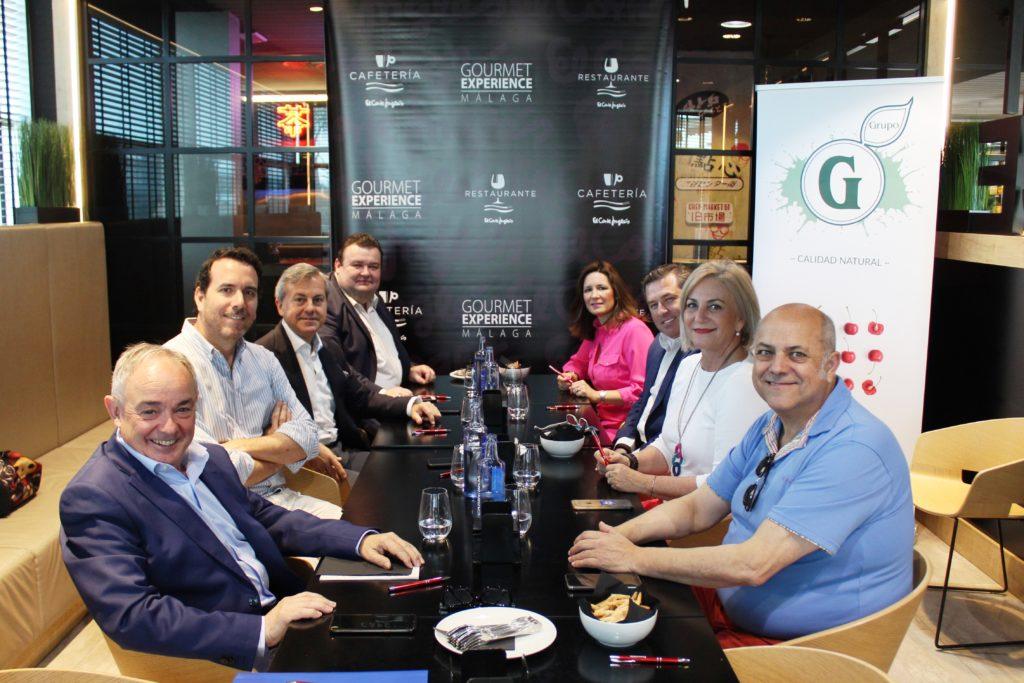 Jurado del V Campeonato de Málaga de Ensaladilla Rusa