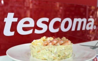 Talleres de las ensaladillas rusas ganadoras en Tescoma Málaga