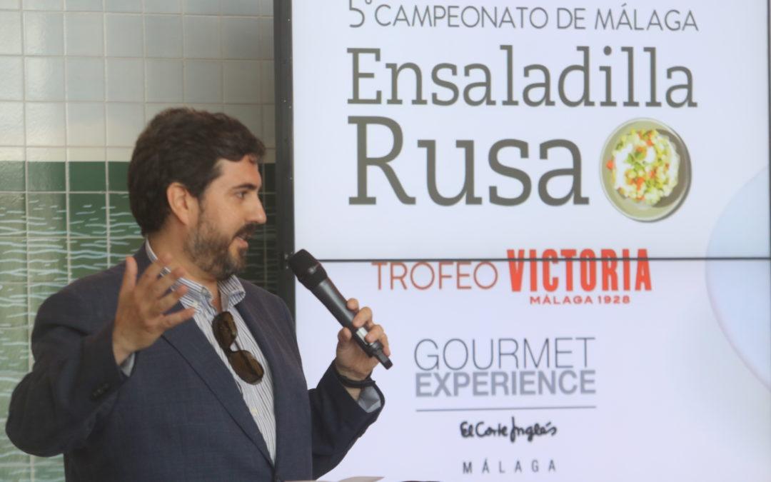 Presentación V Campeonato de Málaga de Ensaladilla Rusa