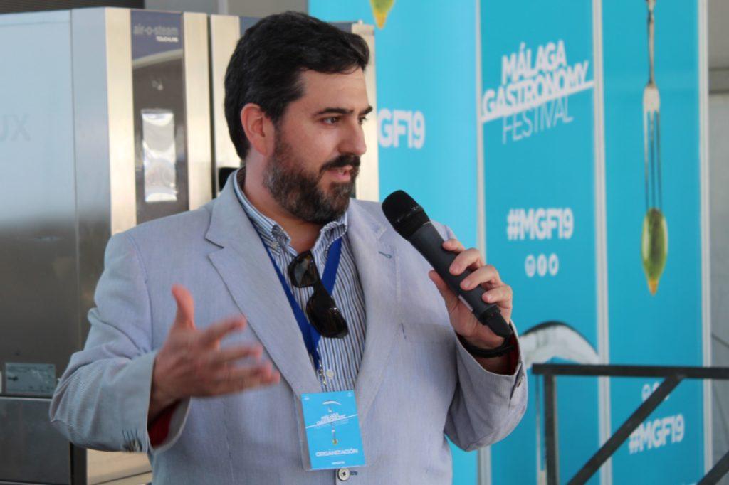 Fernando Sánchez Gómez, autor de Gazpachuelos de Málaga
