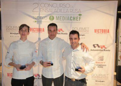 Ganadores de la II Edición